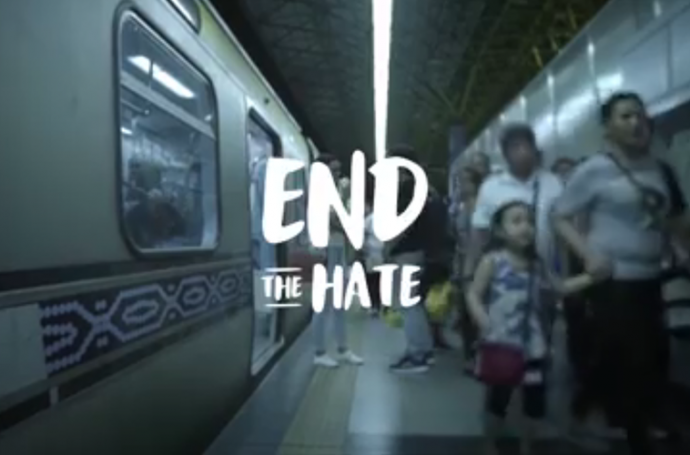 ViberPH's End the Hate Video