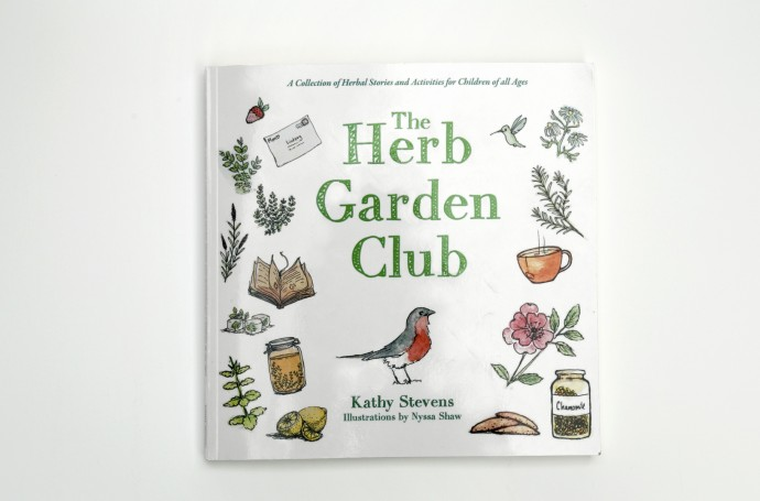 The Herb Garden Club Book Cover