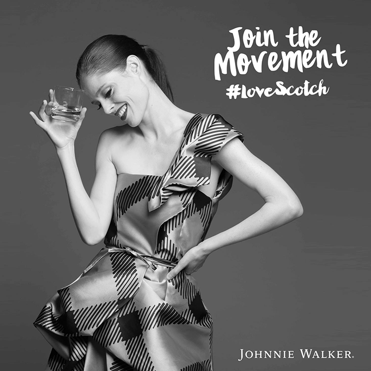 Mix Fickle on Johnnie Walkern PH #LoveScotch Campaign