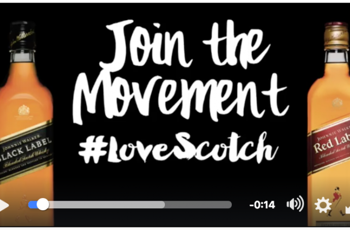 Mix Fickle on More of Johnnie Walker's #LoveScotch Campaign