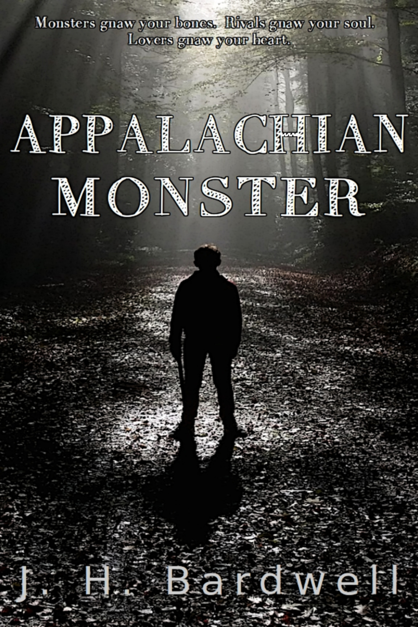 On Book Covers: Appalachian Monster