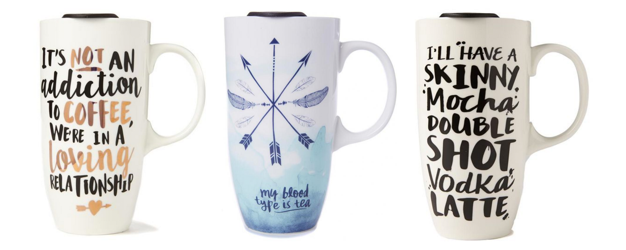 Mix Brush and Mix Fickle on Typo's Carrier Mugs