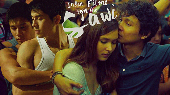 Mix Kitsch on Click-Through Image for Spot.PH '10 Pinoy Indie Films for the Sawi' Article