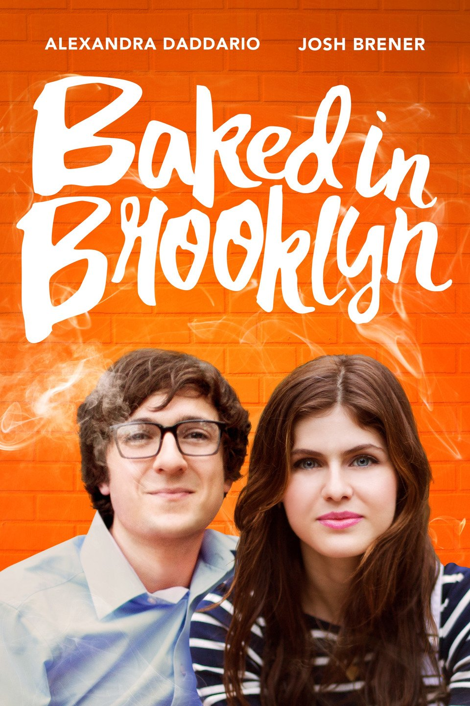 Mix Kitsch on Baked in Brooklyn Movie Poster